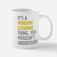 Window Cleaning Mugs
