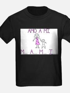 0 girls 1 boy T-Shirt