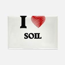 I love Soil Magnets