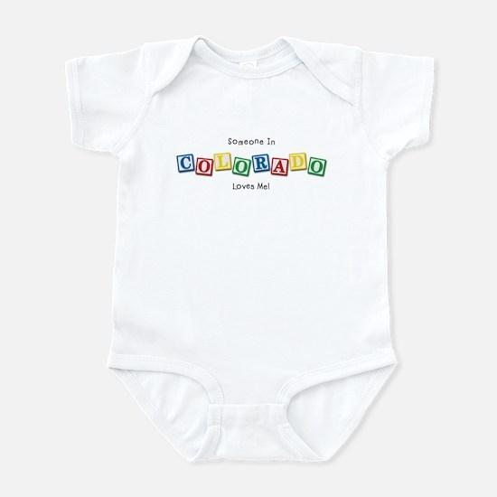 Colorado Infant Bodysuit