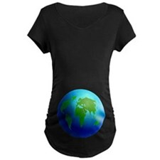 Great Mother Maternity Dark Tee