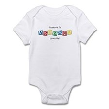 Arizona Infant Bodysuit