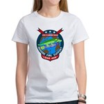 USS Clarion River (LSMR 409) Women's T-Shirt