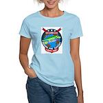 USS Clarion River (LSMR 409) Women's Light T-Shirt