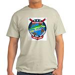 USS Clarion River (LSMR 409) Light T-Shirt