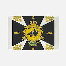Gneisenau Colberg Prussian Battle Flag Magnets
