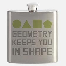 Unique Geometry Flask