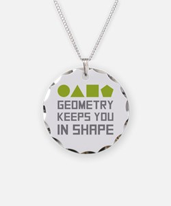 Unique Geometry Necklace