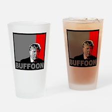 Trump/Drumpf: Buffoon Drinking Glass