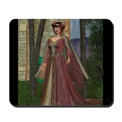 Sleeping Beauty Mousepad