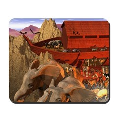 Out from the Ark Mousepad