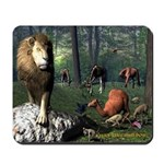 Every Knee Shall Bow Mousepad