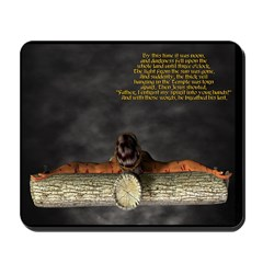 Crucified (Top View) Mousepad