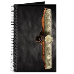 Crucified (Top View) Journal