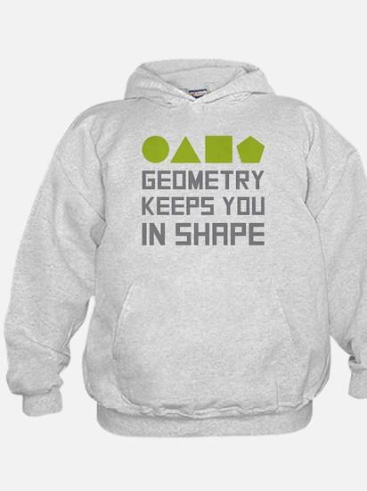 Geometry Shapes Hoodie
