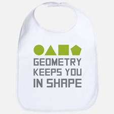 Geometry Shapes Bib