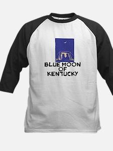 Blue Moon of Kentucky Kids Baseball Jersey