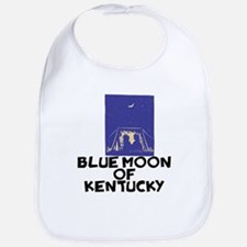 Blue Moon of Kentucky Bib