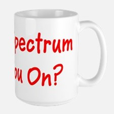 What Spectrum Are You On? Autism Tyler's fave Mugs