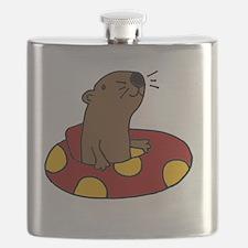 Cute Tubing Flask