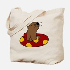 Cool Tubing Tote Bag