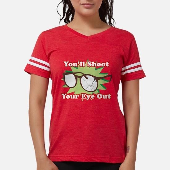 Shoot Eye Out Women's Dark T-Shirt