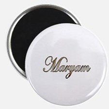 Cute Maryam Magnet