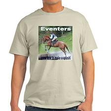 Event Horse Jumping T-Shirt