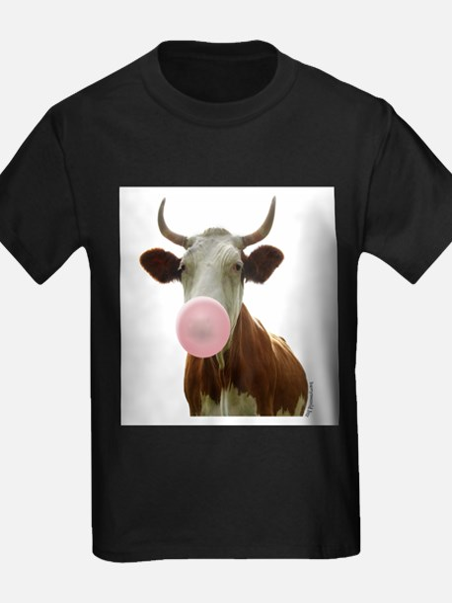 Intelligent Cow? Ash Grey T-Shirt
