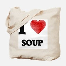 Cute Campbell soup Tote Bag