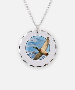 Waterfowl 2 Necklace