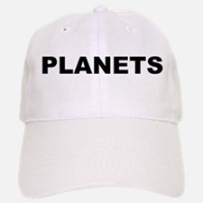 Planets Baseball Baseball Cap