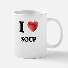 I love Soup Mugs