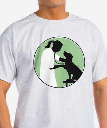 female veterinarian T-Shirt