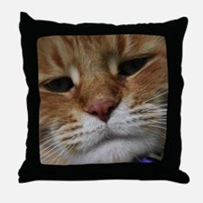 Hammy Throw Pillow