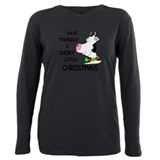 Cow christmas Plus Size Long Sleeves