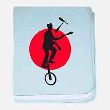 juggler baby blanket