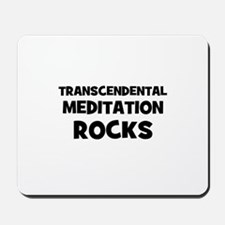 Transcendental Meditation Roc Mousepad