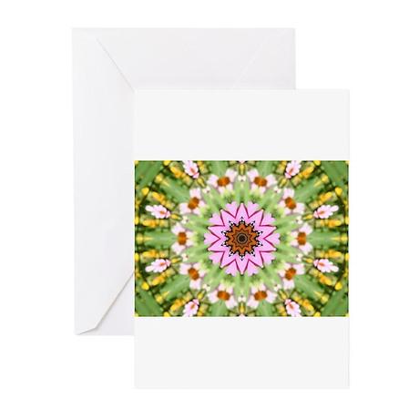 Monarch Kaleidoscope Greeting Cards (Pk of 10)