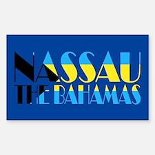Nassau Bumper Stickers