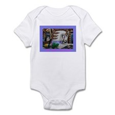 Carousel Horse Infant Bodysuit