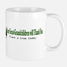 Plant a tree Coffee Cup/Mug
