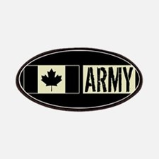 Canadian Military: Army (Black Flag) Patch