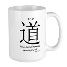 Tao Lao Tzu Quote Mug