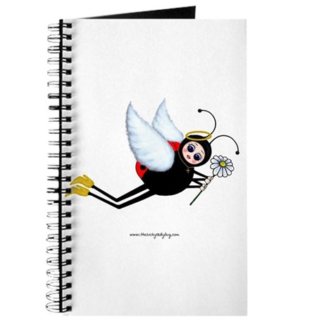 Ladybug Daisy Angel Journal