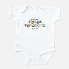 South Carolina Infant Bodysuit