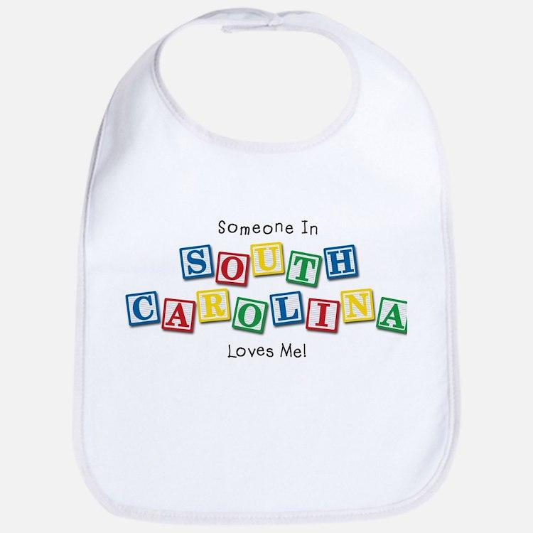 South Carolina Bib