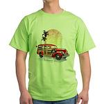 WOODIE Green T-Shirt