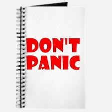 Dont Panic Hitchhikikers Journal