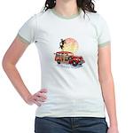 WOODIE Jr. Ringer T-shirt